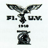 Марка Богемия Luftwaffe
