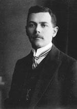 Франц Надь-младший, послевоенное фото