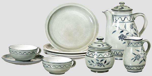 Керамический сервиз Allach
